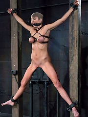Princess Donna World famous Mistress, helpless on the sybianmade to cum like a common whore