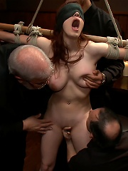 Hot 19 Year old Slut Does her First BoyGirl Shoot EVER!