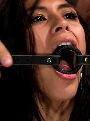 23yrs 1st time at KINK, & in bondage!1st time helpless, 1st time being made to cum over & over!