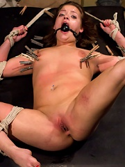 Lezdom Gangbang 19 Years Old and Kinky As Hell!